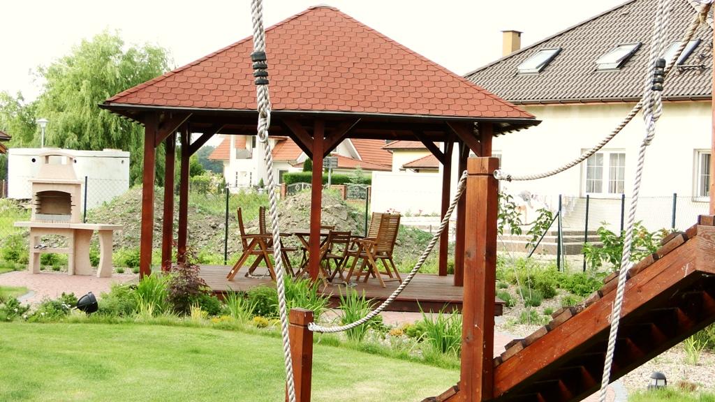 Ogród w Pawłowicach