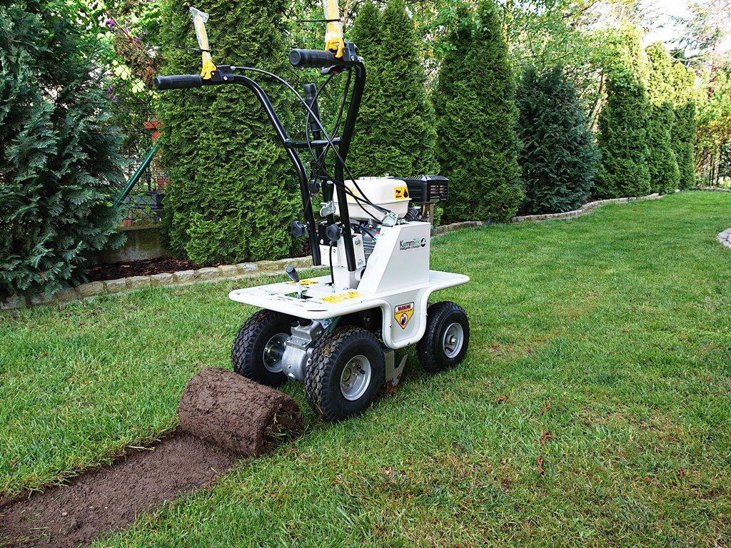 Automatyczne nawadnianie na istniejącym trawniku